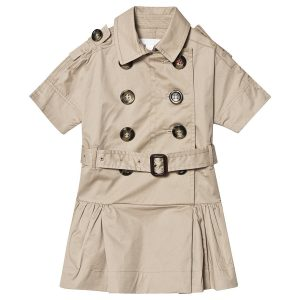 Burberry beige 1 300x300 - Burberry Beige Cynthie Trench Dress