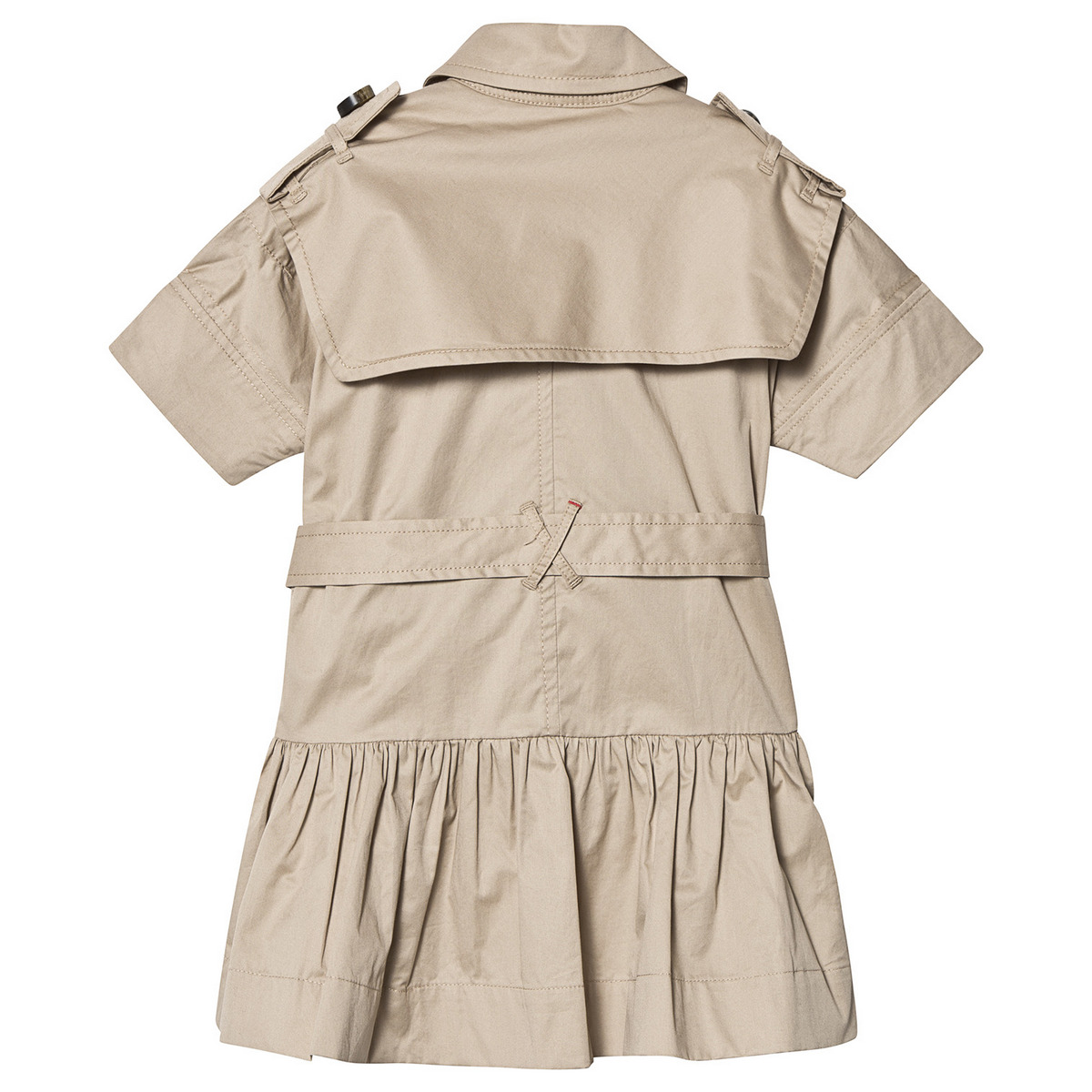Burberry beige 2 - Burberry Beige Cynthie Trench Dress