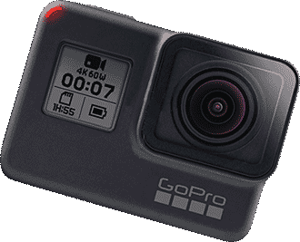 goproalpha - DJI Osmo Active Camera